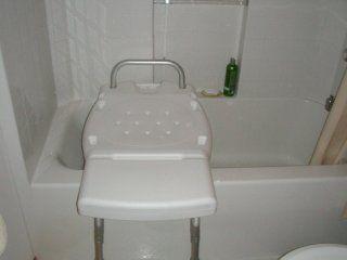 bath shower seat